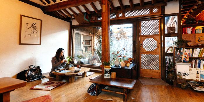 Dining Room Korean Restaurant