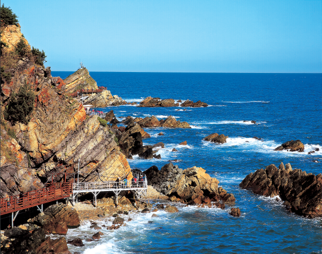 New Attraction Of Gangneung  Jeongdong