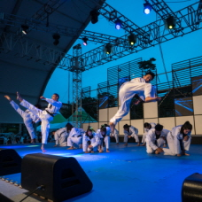 Taekwondo Culture Festival presents Korean Martial Arts Performances