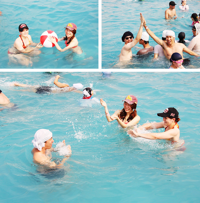 Beat The Summer Heat At The Hangang Park Swimming Pools