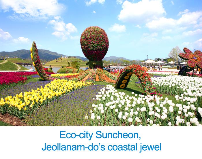Eco-city Suncheon, Jeollanam-do's coastal jewel