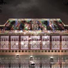 Gyeongbokgung Palace in Autumn, Cross the Bridge of Time
