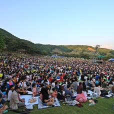 Seowon Valley Green Concert on May 28