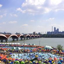 Hangang Park Pool Opening Postponed