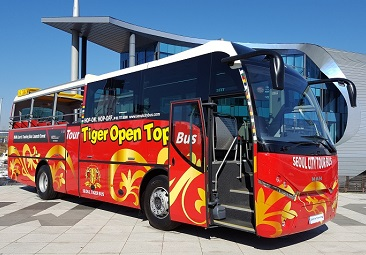 Seoul City Tour Bus Restarts Operations