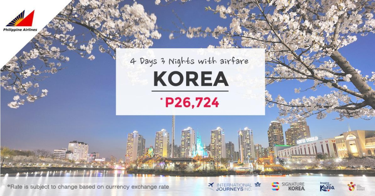 DN Free Easy Tour Package By International Journeys Official - Korea tour