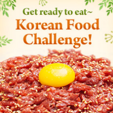 """The Ultimate Korean Food Challenge!"" Winners Announcment"