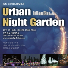 Enjoy Romantic Fall Evenings at Songdo Urban Night Garden!