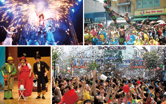 Chuncheon International Mime Festival