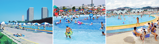 Seoul Outdoor Swimming Pools Open For Summer Official Korea Tourism Organization
