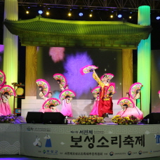 Experience All at Boseong Total Festival!