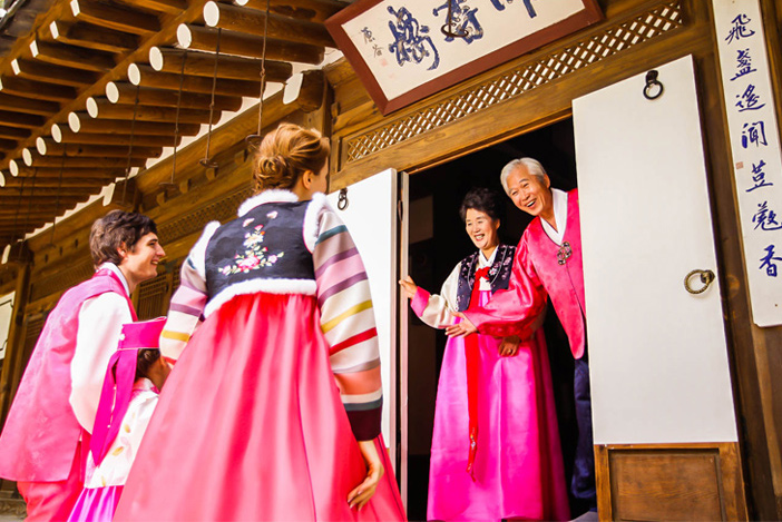 Customs of Chuseok