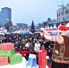 European Christmas Market Opens this Weekend