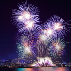 Enjoy a magnificent fireworks festival in Seoul and Busan