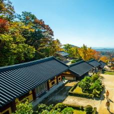 CNN Announces Korea's 33 Most Beautiful Temples