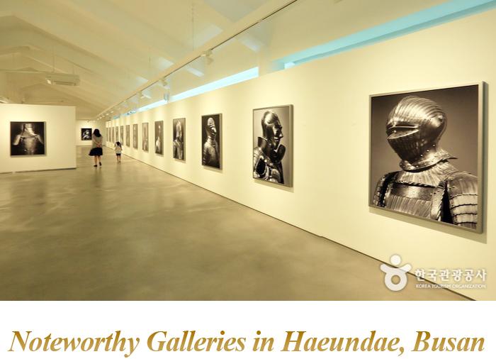 Galleries In Haeundae Official Korea Tourism Organization