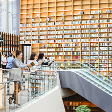 Seoul's Latest Attraction, Starfield Library in Starfield COEX Mall