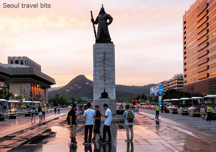 Seoul travel bits