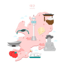 Foreigners Choose Seomun Market as Daegu's Top Attraction