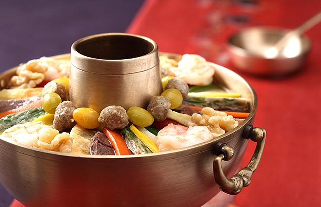 Discover korean royal cuisine at the sinseollo event for Cuisine royale