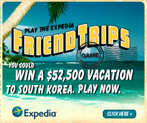 The Expedia Friendtrips Game is now launching   Official