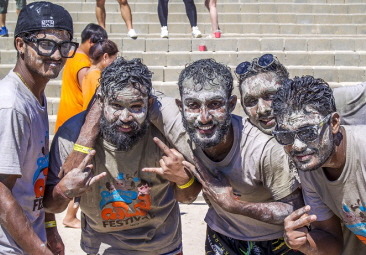 Boryeong Mud Festival Open until Aug. 1