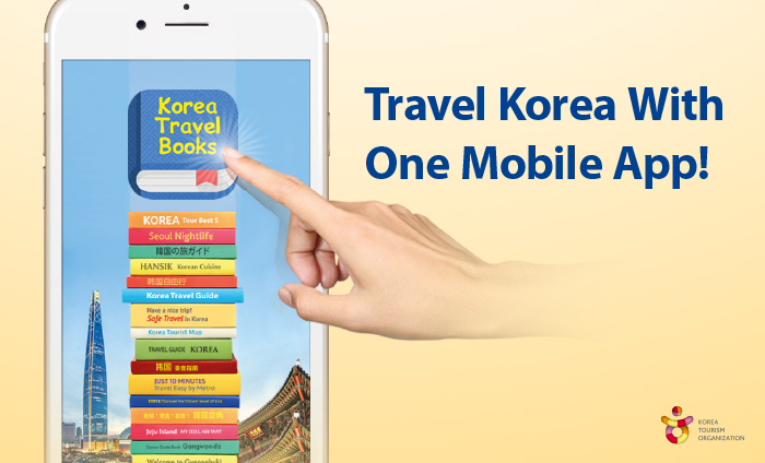Korea Travel Books!