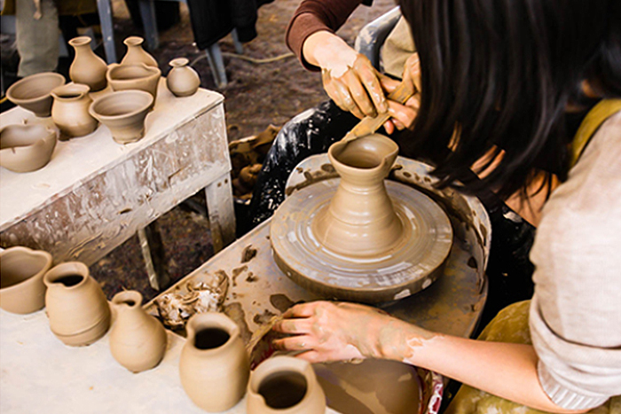 Ceramic-Making