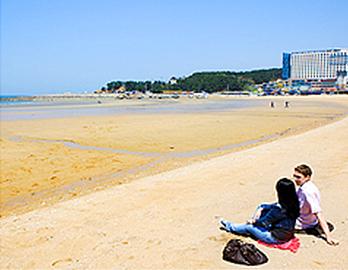 Eurwangni Beach