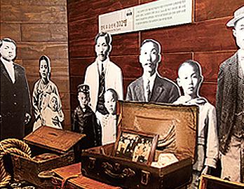 Museum of Korea Emigration His