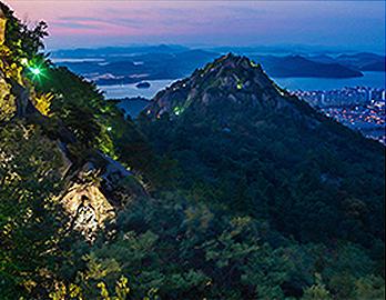 Yudalsan Mountain02