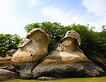 Mokpo Gatbawi Rock Bohaenggyo Bridge02