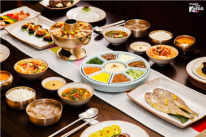 Korean Cooking Classes