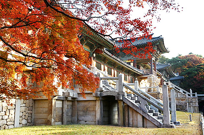 Seokguram Grotto and Bulguksa Temple (Designated 1995)