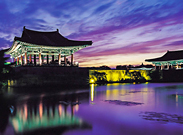 Beautiful Cities at Night - Gyeongju, Daegu, and Cheongdo