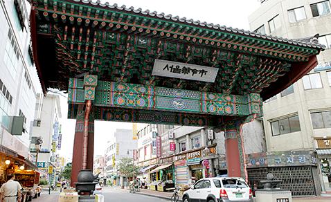 Seoul Medicine Market (Oriental Medicine Industry District)