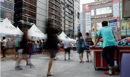 Gasan Digital Complex Shopping Outlet