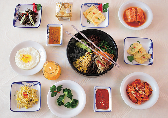 Official site of korea tourism org korean food visitkorea for Cuisine korean