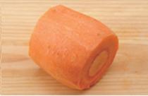 1/3 carrot = 100g