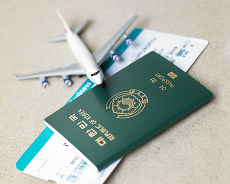 Korea Visas & Passports, Customs Allowances, Arrival Procedures