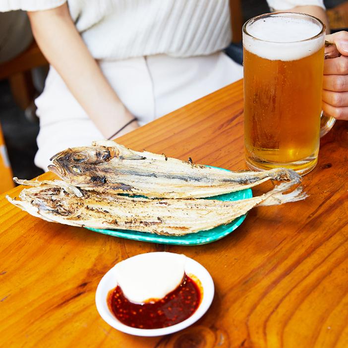 格安で一杯!ビール好きにはたまらない乙支路ノガリ横丁