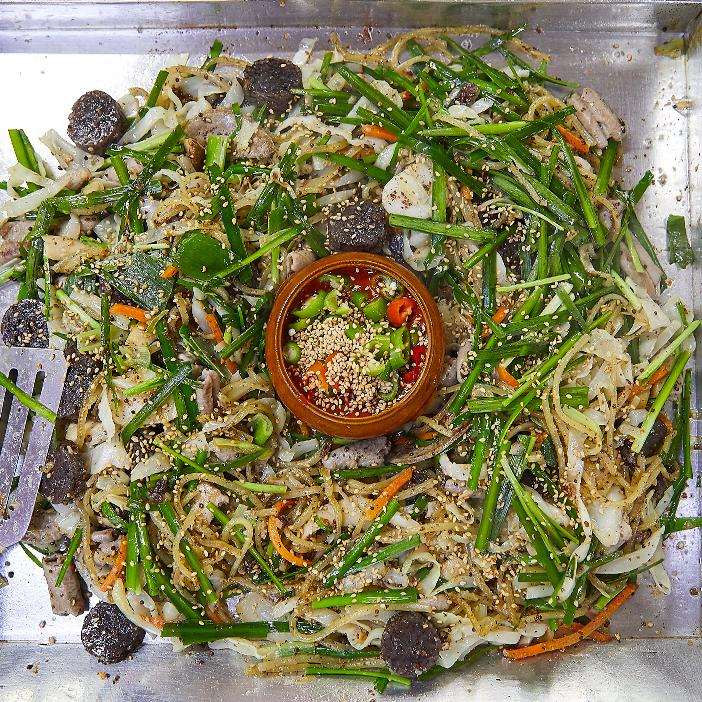 Непревзойденный вкус необычного блюда – жареный сундэ копчхан