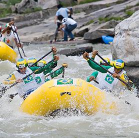 在號稱戶外體驗聖地的江原道麟蹄,挑戰各種戶外休閒活動