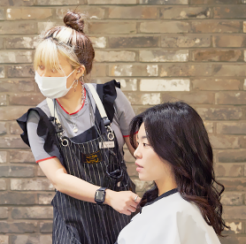 Take the plunge and visit a Korean salon for a haircut & styling