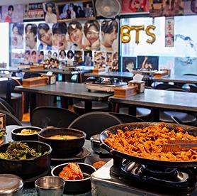 為了阿米們所準備的首爾BTS追星聖地一日遊