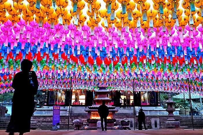 Насладитесь очарованием буддийских фонарей_image01