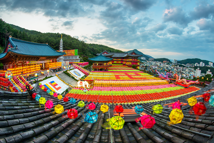 Насладитесь очарованием буддийских фонарей_image03