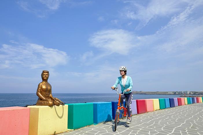 Велосипедная прогулка по Чечжудо_image03