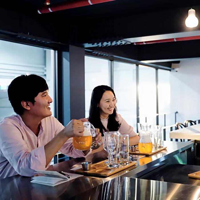 Тур по пивоваренным заводам Кореи