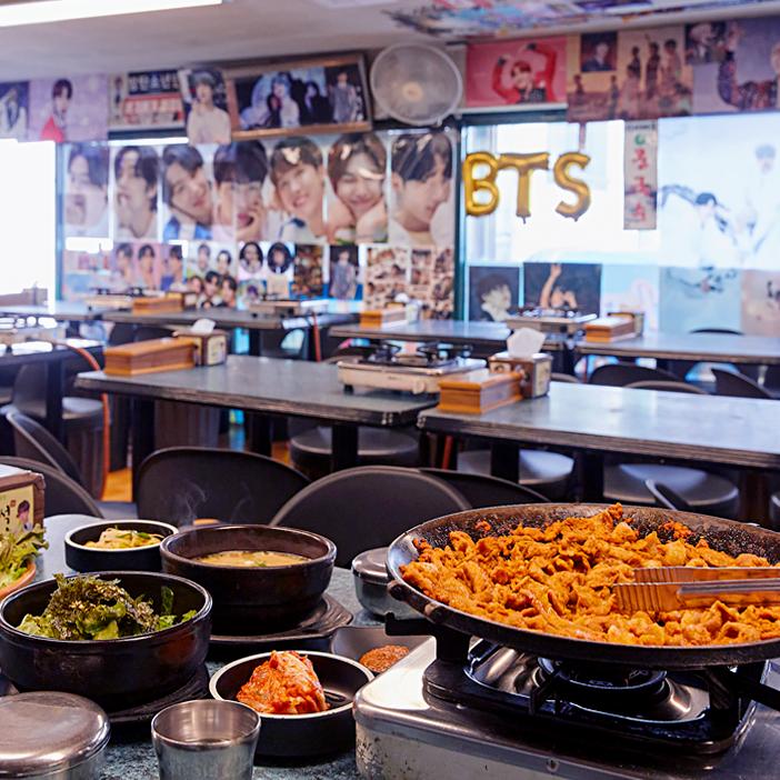 По следам BTS: тройка лучших мест в Сеуле